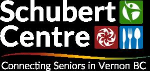 Schubert Centre White Logo